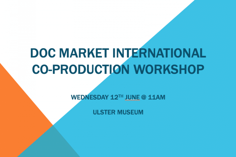 Develop Your Skills In Pitching And International Co Production