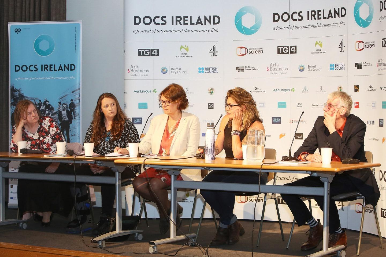 Docs Ireland Panel
