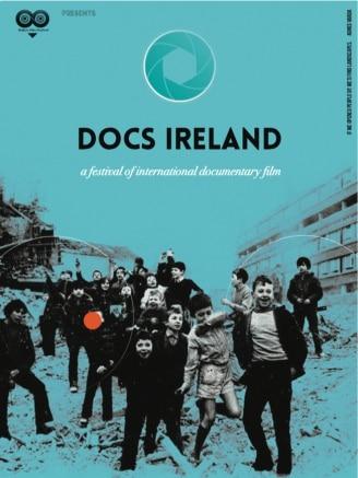 Docs Ireland Programme Cover 2019