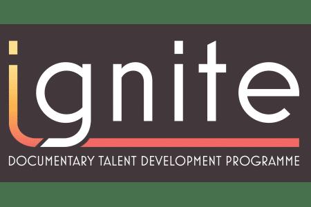 Ignite Logo With Background